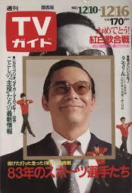1983年 新語・流行語大賞 ※非公式