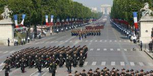パリ祭,フランス建国記念日