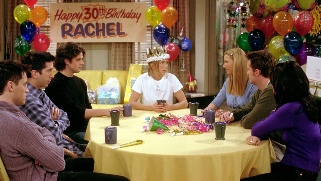 [07-03]The One with Phoebe's Cookies (秘伝のクッキー・レシピ)
