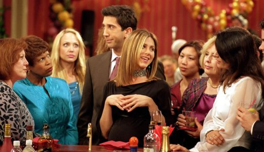 [08-12]The One Where Joey Dates Rachel (ジョーイの新しい恋)